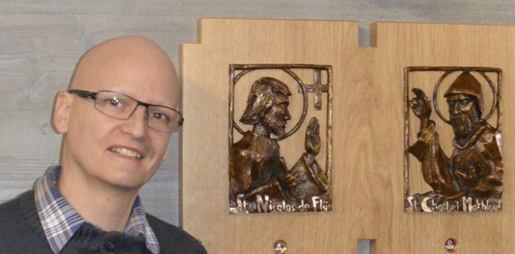 Roger Gaspoz et Gérald Friche web site
